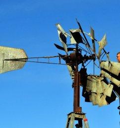 old new windmills failures rock ridge [ 1024 x 768 Pixel ]