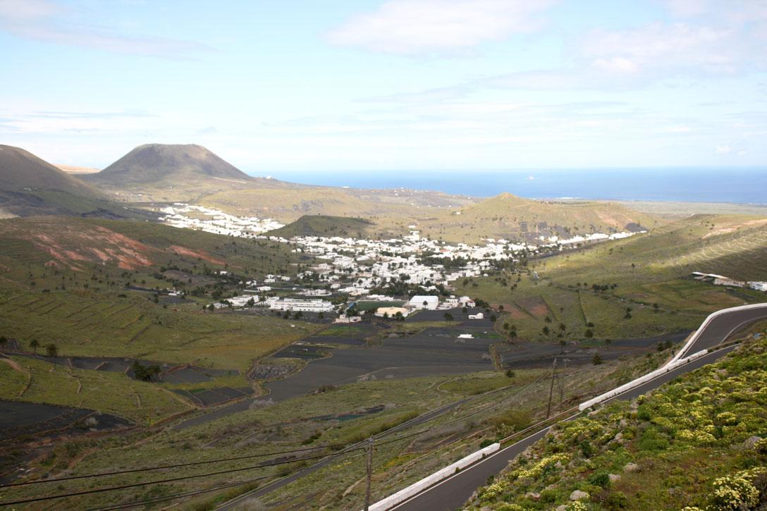 Haria e la Valle delle 1000 Palme  Lanzarote