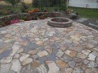 3 River Patio Ledge Stone - Wolverine Rock and Mulch