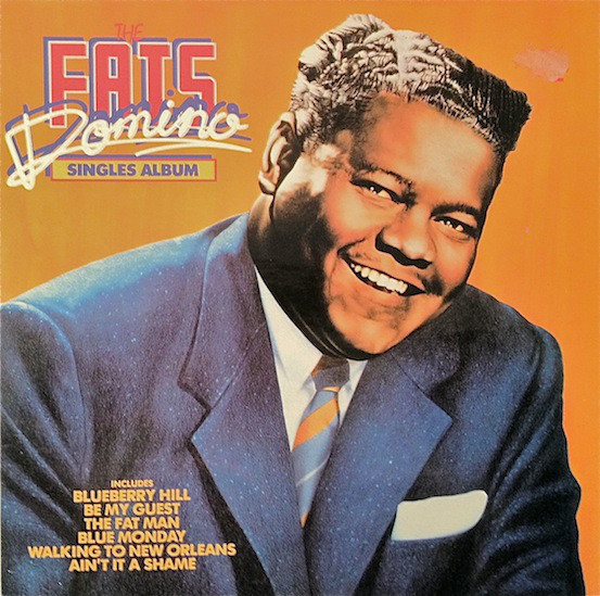 Fats Domino interviews articles and reviews from Rocks Backpages