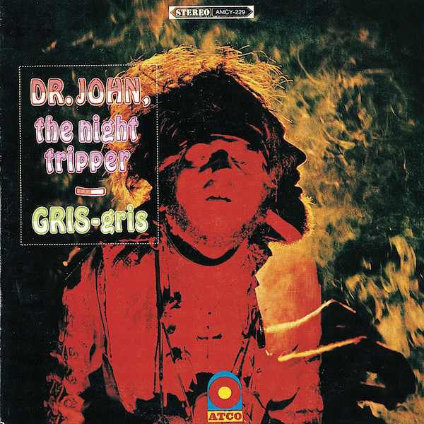 Dr John interviews articles and reviews from Rocks Backpages