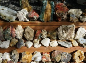 How to start a rock collection. How to collect rocks. how to display a rock collection