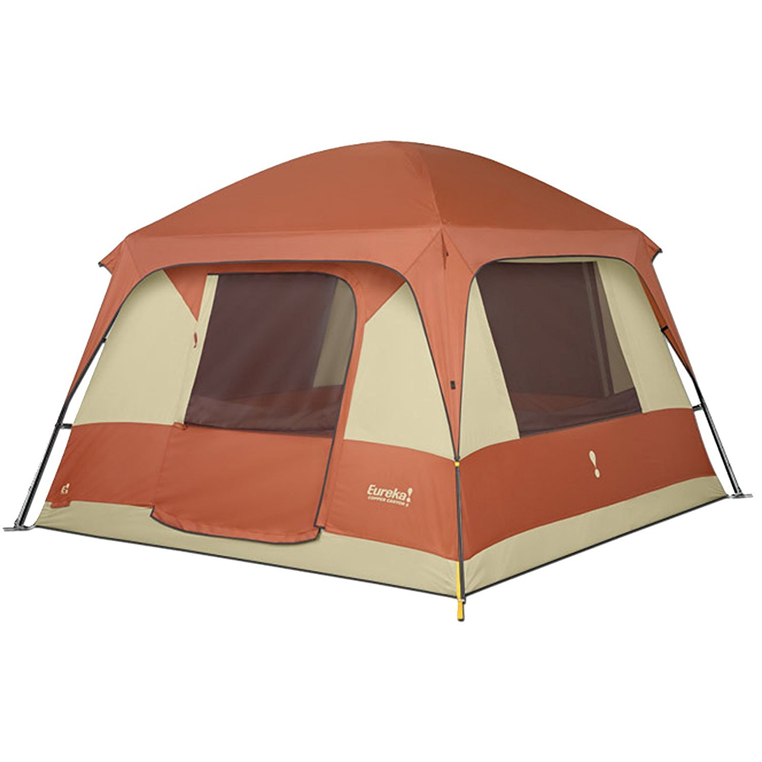 eureka copper canyon 6 is the best 6 person highest rated 6 man tent 6 person tent and six person tent for family camping