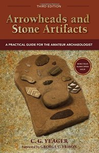 arrowhead hunting books about hunting arrowheads and indian artifacts