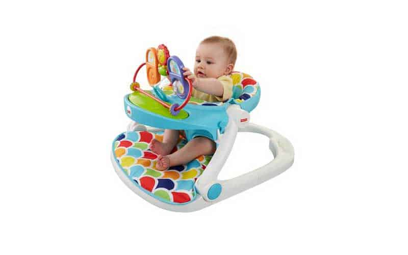 Best Infant Floor Seat For Sitting Up  3 Months and Older