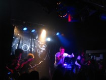 Sylosis On Stage, London, December 2009
