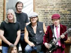 AC/DC Band Promo Photo