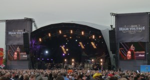 The main stage at High Voltage 2011