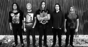 As I Lay Dying Band Photo 2012