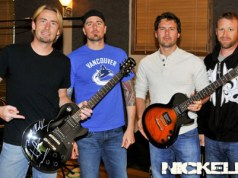 Nickelback Band Photo 2012