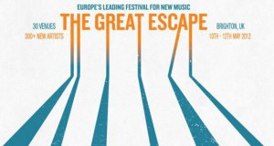 Great Escape Festival Poster 2012