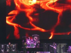 Black Sabbath on stage at Donington Park, Download Festival 2012