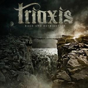 Triaxis Rage & Retribution album cover