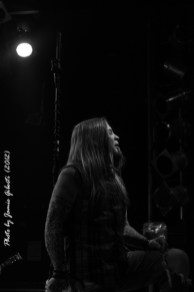 Soil singer Ryan McCombs on stage at London's Electric Ballroom December 2012 - Photo 1