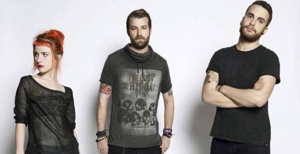 Paramore Band Photo 2013
