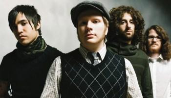 Fall Out Boy 2013 Patrick