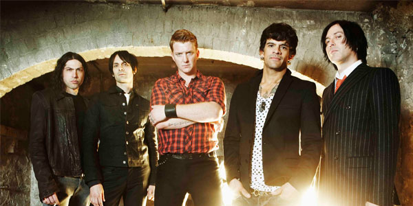 Queens Of The Stone Age band photo