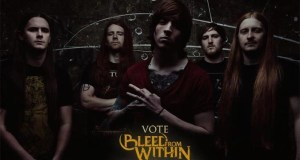 Bleed From Within 2013 Band photo