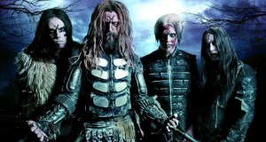 Rob Zombie Band Photo