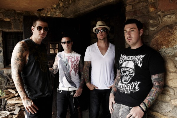 Avenged Sevenfold Band Photo
