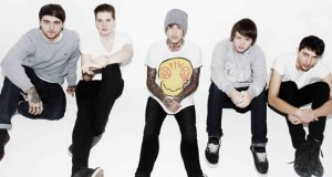 Bring Me The Horizon 2013 Band Photo