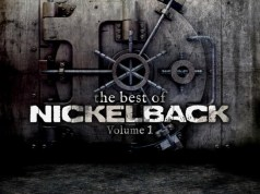 Nickelback Best of Volume 1 Album Artwork
