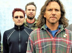 Pearl Jam Band Photo