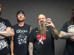Crowbar 2013 Band Photo