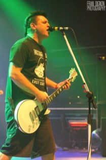 Less Than Jake, Shepherds Bush Empire, 15.2.14