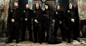 Lacuna Coil Broken Crown Halo line up (start of 2014)