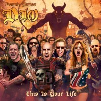 Ronnie James Dio This Is Your Life Album Artwork