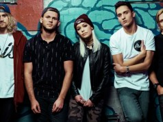 Tonight Alive 2014 Band Photo