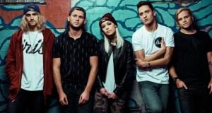 Tonight Alive 2014 Band Photo