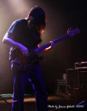 Niels Kinsella of GIAA on stage at Beyond The Redshift Festival, London, May 2014