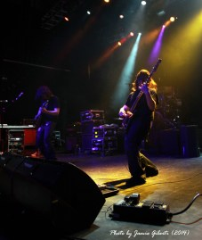 GIAA on stage during Beyond The Redshift 2014, London, The Forum Kentish Town