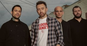 Rise Against Band Promo Photo 2014