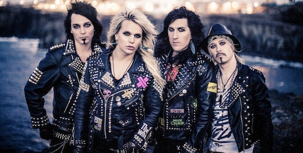 Reckless Love Band Promo Photo
