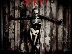 Slipknot - 5 The Gray Chapter Album Artwork