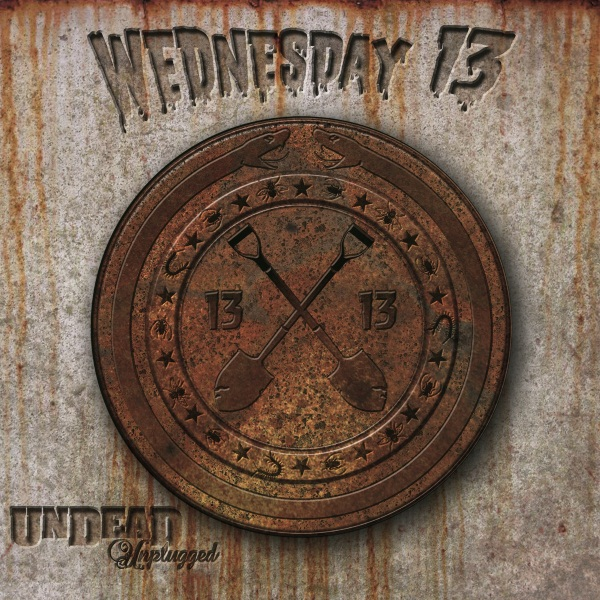 Wednesday 13 Undead Unplugged Album Cover
