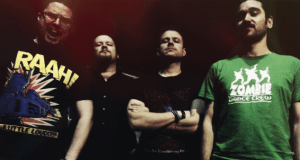 Aghast! Band Promo Photo 2014