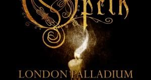 Opeth London Palladium 25th Anniversary Show Poster