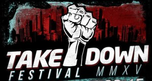 Takedown Festival 2015 Mallory Knox Headliners Header Image