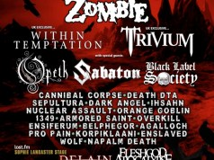 Bloodstock Open Air 2015 February Special Guests Poster