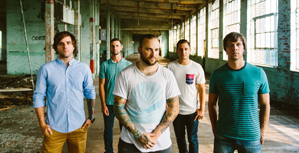 August Burns Red Band Promo Photo