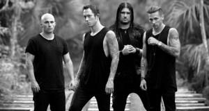 Trivium Band Promo Photo 2015