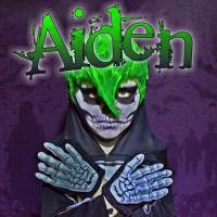 Aiden Self Titled Album Cover