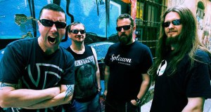 Xentrix Band Promo Photo