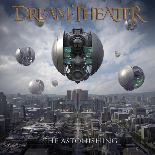 Dream Theater - The Astonishing Album Cover Artwork