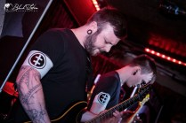 Saint[The]Sinner on stage at the Borderline 30th April 2016