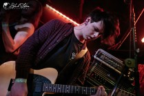 ashestoangels on stage at The Borderline London on 15th June 2016